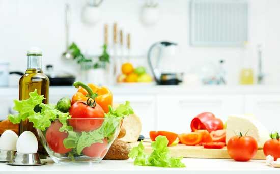 פירות וירקות עשירים בסיבים תזונתיים / צילום:  Shutterstock/ א.ס.א.פ קרייטיב