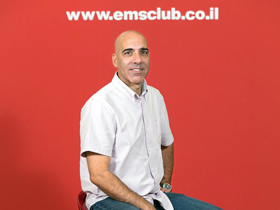 """רני רוביו, בעלים, רשת EMS club/ צילום: יח""""צ"""