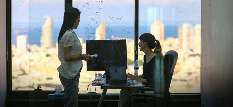 סטארטאפים - guardicore-office-2 / צילום: שלומי יוסף