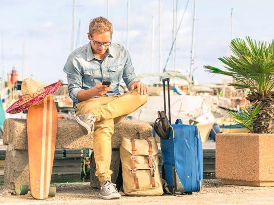 תיירות 2.0: הערים החכמות מציעות טיול ומלואו בכף היד/   צילום:Shutterstock/ א.ס.א.פ קרייטיב