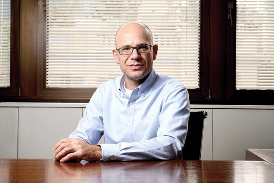 עורך דין אופיר איל / צילום: איל יצהר