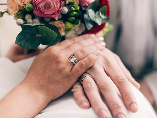 מהי ברית הזוגיות / צילום:  Shutterstock/ א.ס.א.פ קרייטיב