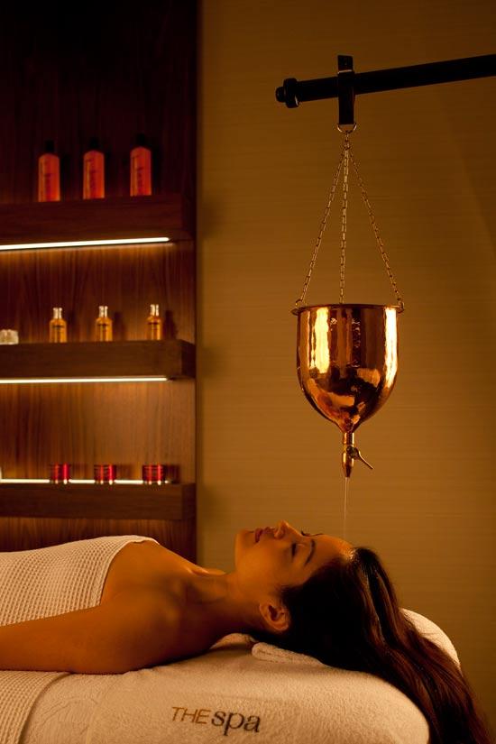 The spa באינטרקונטיננטל/ צילום: עמית גירון
