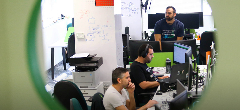 סטארטאפים - jfrog-office-1 / צילום: שלומי יוסף