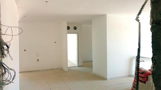 הדירות מבפנים / צילום: אורי חודי