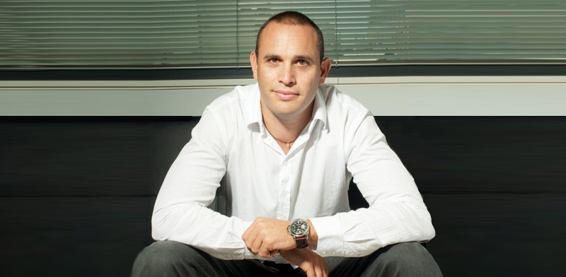"""ליאור חיוט, סמנכ""""ל השיווק 'מול ים' / צילום: יח""""צ"""
