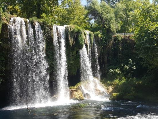 מפלי דודן, מאתרי הטבע היפים והמיוחדים באנטליה/ צילום: ליהי רון