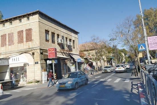 עמק רפאים בירושלים/ צילום: איל יצהר