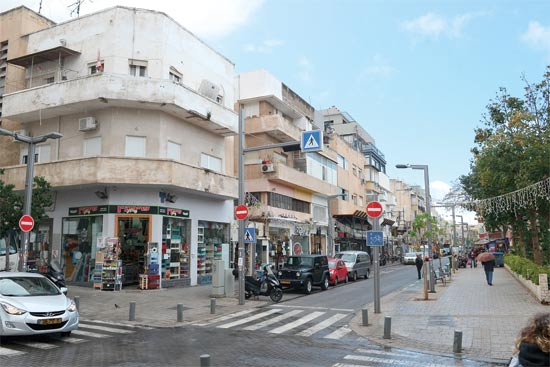 רחוב שינקין תל אביב/ צילום: איל יצהר