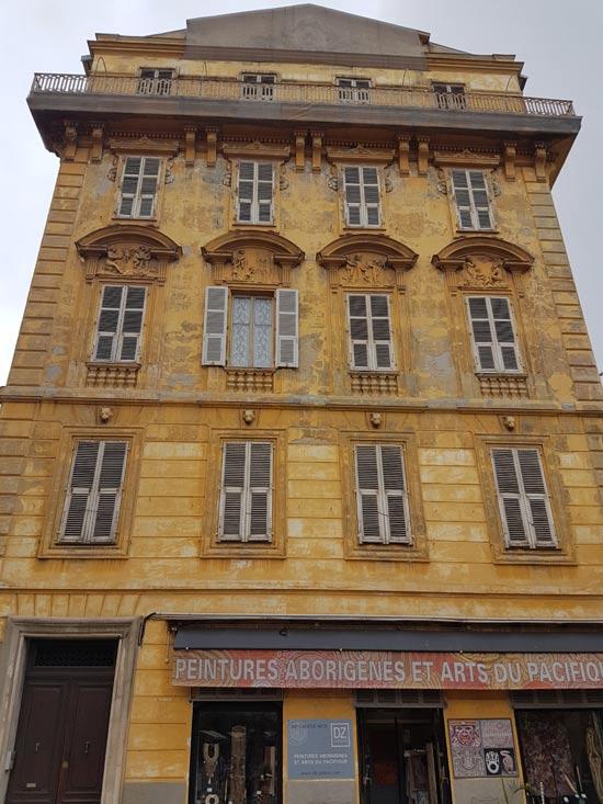 ביתו של הצייר מאטיס בעיר ניס / צילום: ספיר פרץ זילברמן