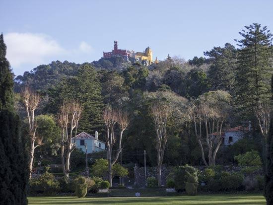 עיירה סינטרה, ליסבון/ צילום:  Shutterstock/ א.ס.א.פ קרייטיב