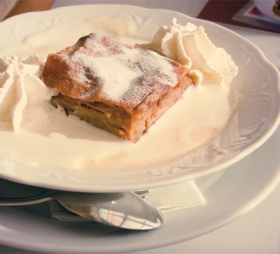 שטרודל וינאי- אי אפשר להפסיק לאכול/ צילום:  Shutterstock/ א.ס.א.פ קרייטיב