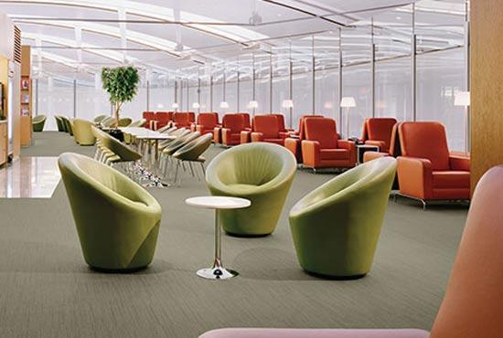לאונג' מפנק ברמה של הכרתם באייר קנדה/ קרדיט תמונות: אתר aircanada.com