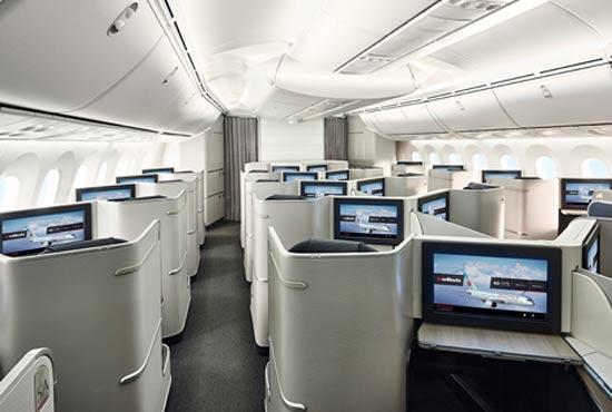 מה כוללת הטיסה במחלקת העסקים באייר קנדה/ קרדיט תמונות: אתר aircanada.com