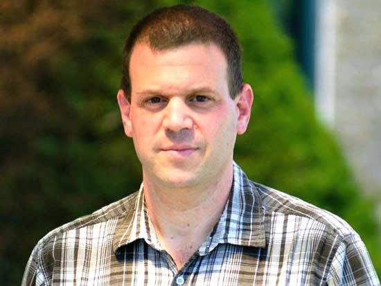 חוקר הסייבר גלעד האן / צילום: גלעד האן