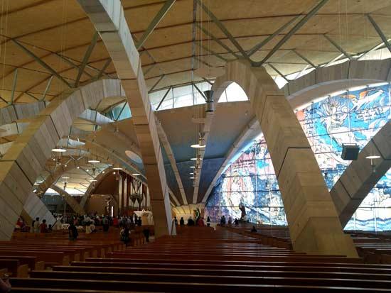 כנסיית הצליינים של האב פיו / צילום: יונית קמחי