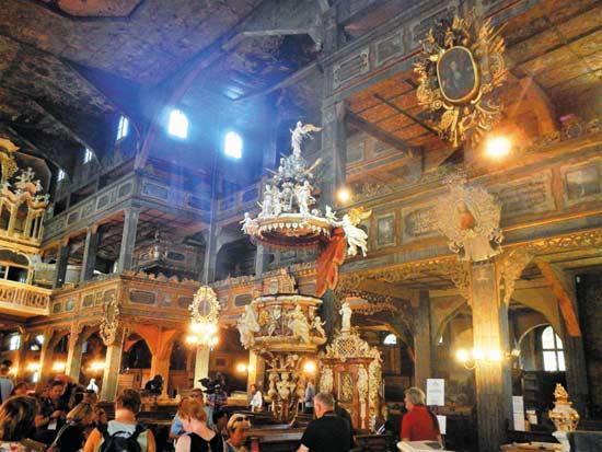 כנסיית השלום בשווידניצה / צילום: גליה גוטמן
