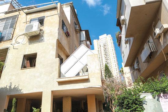 רחוב אחיה השילוני / צילום: שלומי יוסף
