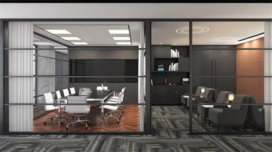 העסק יכול לשכור משרד בגודל ובתקציב שמותאם לצרכיו האישיים/הדמיה: אדריכלית אלונה כדורי