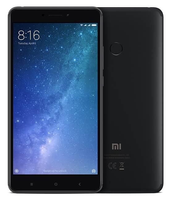 Xiaomi Mi Max 2 של שיאומי