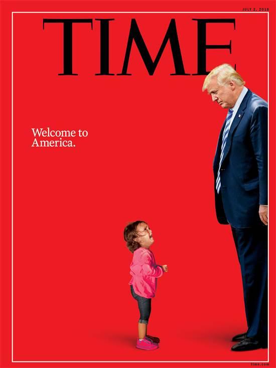השער של המגזין השבועי TIME