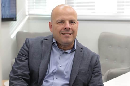 """אמיר פורקוש, סמנכ""""ל הטכנולוגיות של בינת תקשורת מחשבים/צילום: אילון יחיאל"""