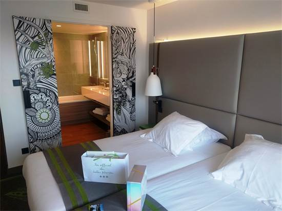 חדרים מעוצבים ומאובזרים להפליא/צילום: ליהי רון