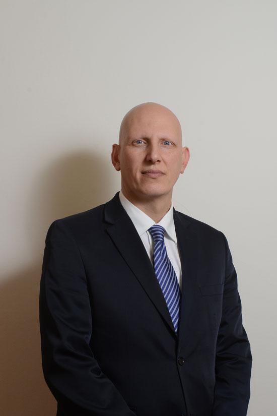 עורך דין ציון סהראי / צילום: איל יצהר