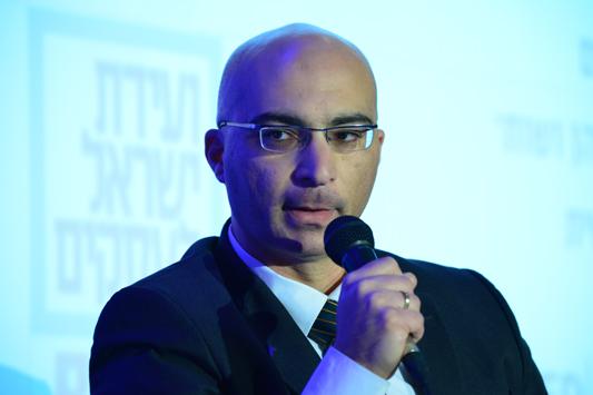 ועידת ישראל לעסקים/צילום: תמר מצפי