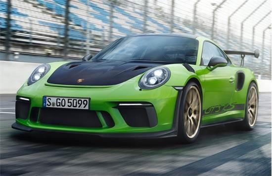 """פרושה GT-3 RS 911/צילום: יח""""צ"""