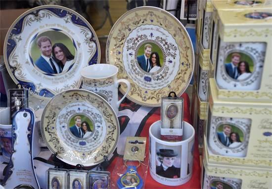 סרוויס של הנסיך הארי ומייגן מרקל / צילום: רויטרס