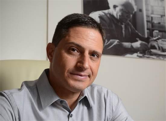 ראש עיריית באר שבע רוביק דנילוביץ' / צילום: איל יצהר