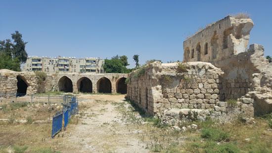 העיר העתיקה של לוד/ צילום: גיא נרדי