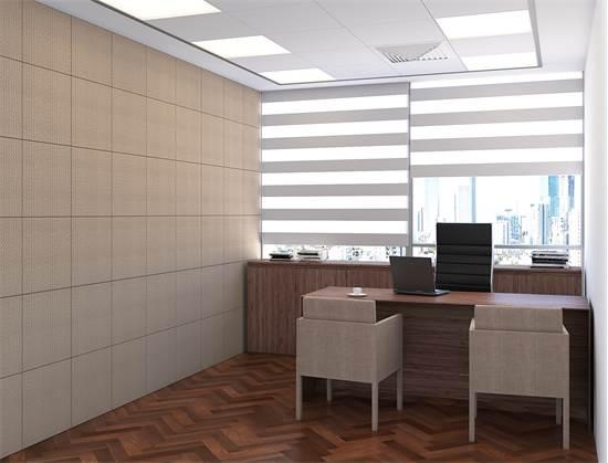 למרות שמדובר במתחם משרדים משותף, הפרטיות בין החברות השונות נשמרת/הדמיה: אדריכלית אלונה כדורי