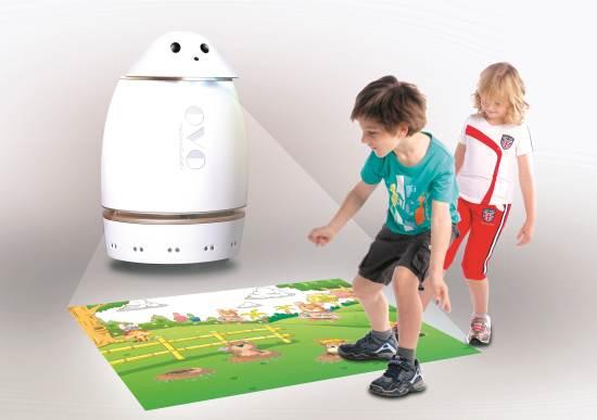 """רובוט לילדים / צילום: יח""""צ"""