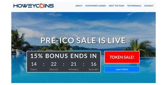 האתר המזוייף / צילום מסך