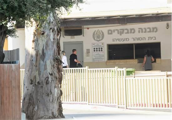 נוחי דנקנר נכנס לכלא / צילום: שלומי יוסף