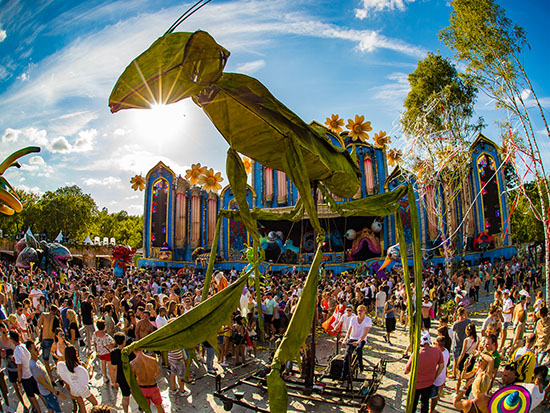 ממלכה של פנטזיה / צילום: באדיבות Tomorrowland__Dave_Sips