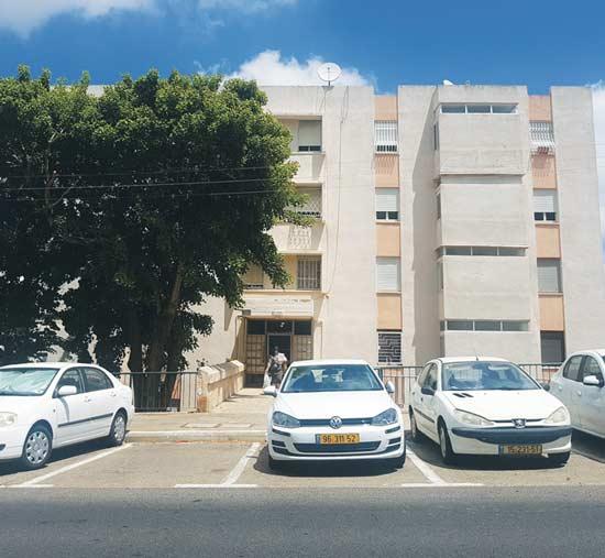 חיפה ארתור הנטקה 43/ צילום: איל יצהר