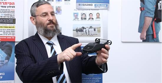 שמעון שנקר,חברת בסדנו/צילום: שמואל שנקר