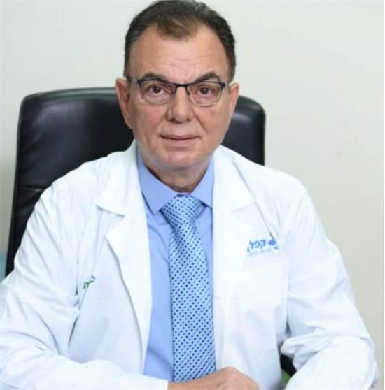 """ציון חגי יו""""ר ההסתדרות הרפואית / צילום: איציק בירן"""