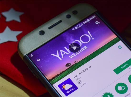 Yahoo! Weather / צילום: SHUTTERSTOCK