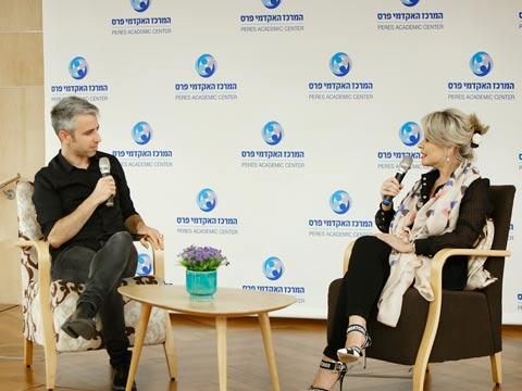 עפרה אלול ודרור גלוברמן על תשוקה וקריירה/צילום: ענבל מרמרי