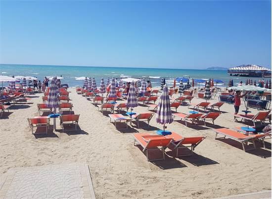 """רצועת החוף גולם, אלבניה/צילום: יח""""צ"""