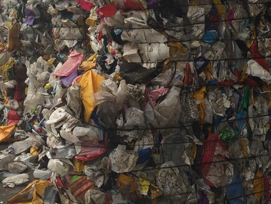 """פסולת פלסטיק / צילום: שותפות רא""""מ"""