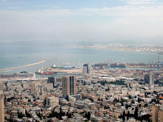 חיפה/ צילום: פאול אורלייב