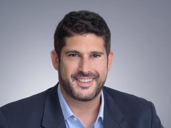 """עומר כילף, מנכ""""ל אינוויז טכנולוגיות/צילום: דיוויד גארב"""