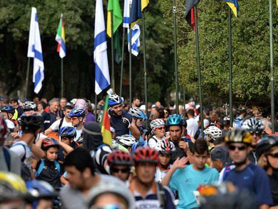 המירוץ בשנה שעברה/ צילום: רביע באשא