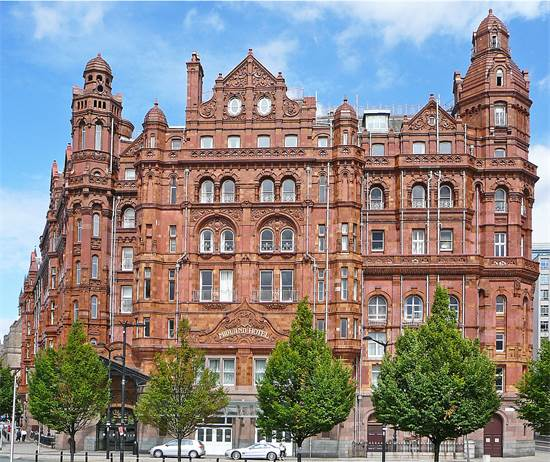 """מלון מידלנד מנצ'סטר שרכשה פתאל / צילום: יח""""צ"""
