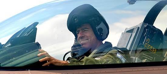 נמרוד שפר / צילום: מתוך אתר חיל האוויר